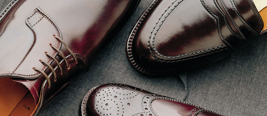 sports shoes da8bd ffb7e Alden Schuhe   Hemd und Tuch by Ilona Voll